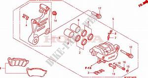 Honda Vtx 1800 Engine Diagram : rear brake caliper vtx1800c2 3 4 for honda vtx 1800 c ~ A.2002-acura-tl-radio.info Haus und Dekorationen