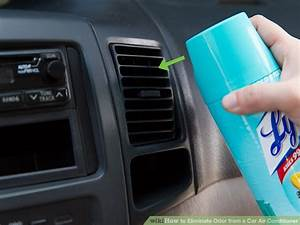 How To Eliminate Odor From A Car Air Conditioner  14 Steps