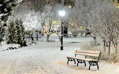 Winter Desktop Scenes Scene Wallpapers Background Backgrounds