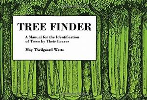 9780912550015  Tree Finder  A Manual For Identification Of