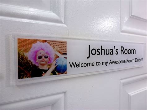 Bedroom Names by 26 Best Nameplates Images On Childrens Bedroom