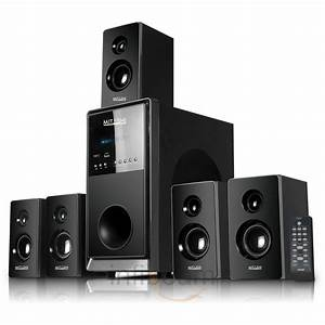 Mitashi 5.1 Channel Speaker with 12000w pmpo Price: Buy ...
