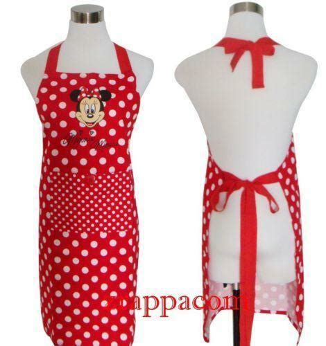 Minnie Mouse Apron   eBay