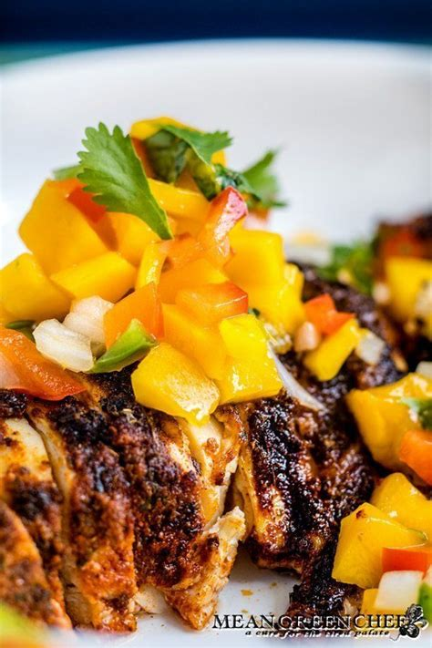 recipes grouper blackened fish spicy