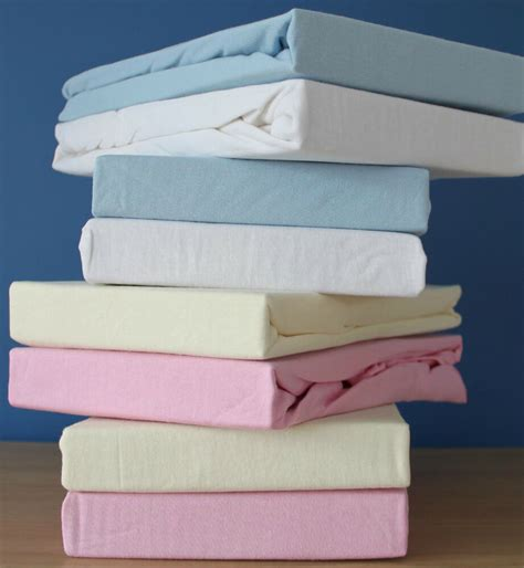 jersey fitted sheet 100 cotton cot bed toddler bed