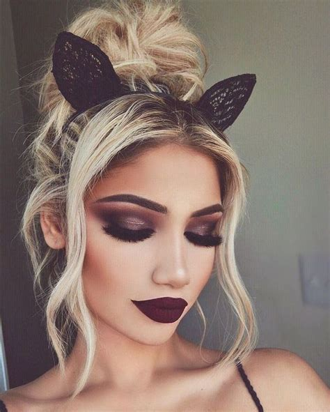 40 Fresh Pretty Halloween Makeup Ideas For Making You The