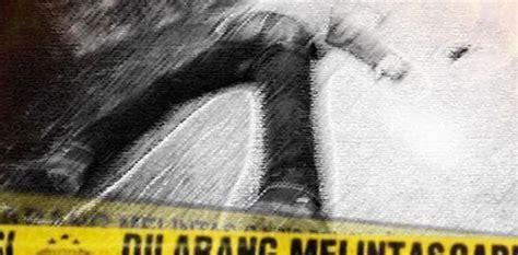 geger remaja abg akui bunuh bocah    mayatnya disimpan  lemari