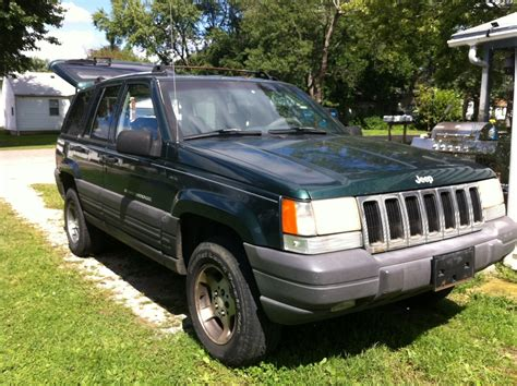 1996 Jeep Grand Cherokee  Overview Cargurus