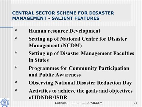 disaster management  india
