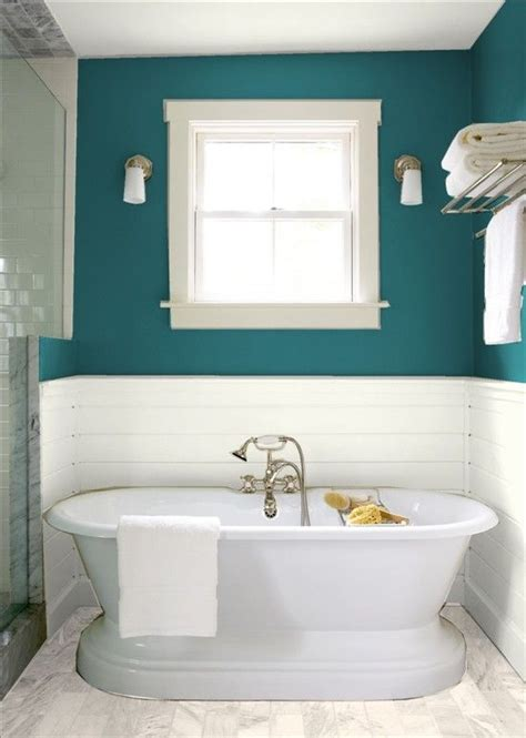 Teal Color Bathroom by The Color Teal With The Wood And The Grey Floor