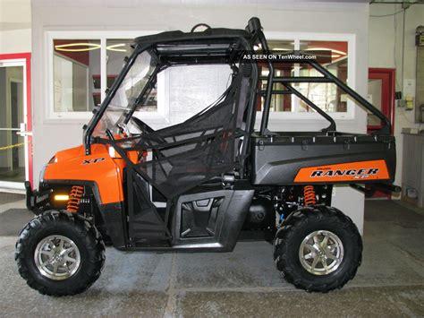 2011 polaris ranger xp 800