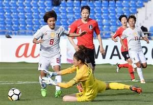Football: Japan, S. Korea play to 0-0 draw at Women's ...