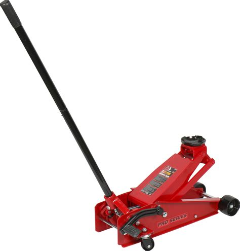 torin big red 3 1 2 ton pro series floor jack with foot