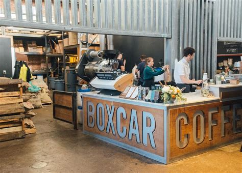 Freshly roasted and sustainably sourced and seasonal coffees and carefully curated selection of brewing equipment. Boxcar Coffee at The Source in Denver CO. One of the best markets for great food coffee flowers ...