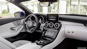 2017 Mercedes Benz C Class C400 4MATIC Cabriolet AMG Line Interior HD Wallpaper #37