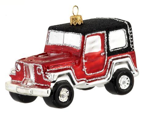 terrain car jeep christmasornamentscom