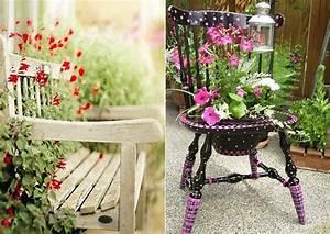 Kreative Ideen Garten : 50 ideen f r diy gartendeko und kreative gartengestaltung freshouse ~ Bigdaddyawards.com Haus und Dekorationen