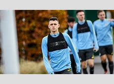 Who is Phil Foden? Man City name 16yearold in UCL squad
