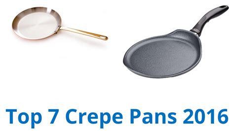 crepe pans  youtube