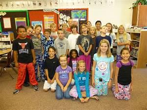 Mrs. Thorpe's 5th Grade Class