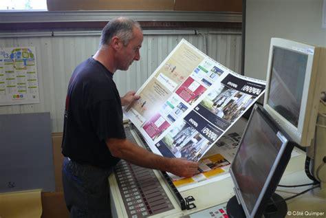 les chambres de l imprimerie quimper les entreprises à visiter 1 4 l 39 imprimerie du