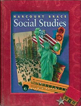 Social Studies  Grade 1  A Child's Place By Harcourt Brace (student Text) Hardcover First