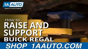 How To Raise And Support 91-96 Buick Regal