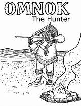 Coloring Bow Hunting Arrow Pages Hunter Sheet Fun sketch template