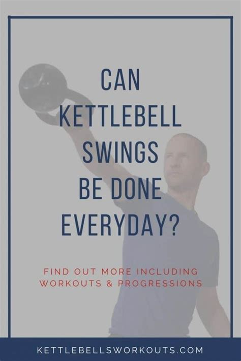 kettlebell swings everyday workout kettlebellsworkouts done
