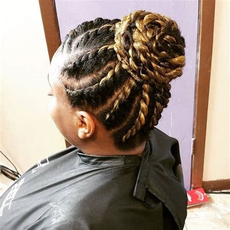 Black Flat Twist Hairstyles by 40 Chic Twist Hairstyles For Hair