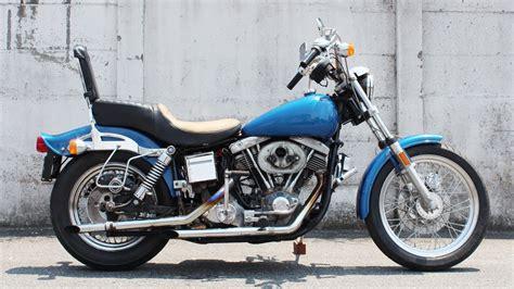 1974 Fx Harley Davidson Shovelhead