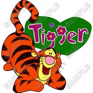 personalized iron on transfers winnie the pooh eeyore tiger t shirt iron on transfer decal 14