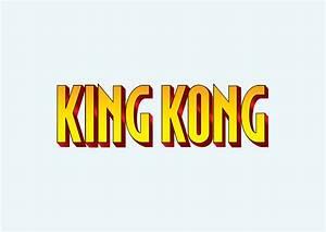King Kong Vector Art & Graphics | freevector.com