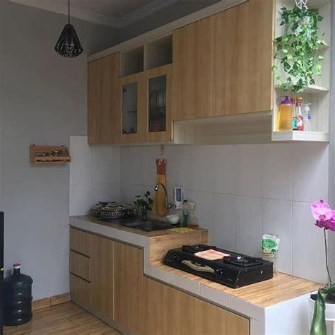 desain dapur outudor minimalis sederhana rumah