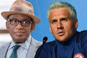 Al Roker's Lochte rant causing drama at 'Today' | Page Six