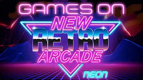 The best palce to buy retro video games, consoles & accessories online in australia. NEW Retro Arcade - Neon: First look at what this can do ...