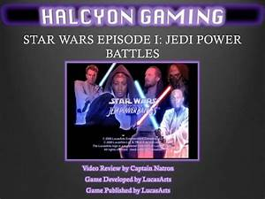 Star Wars Episode I: Jedi Power Battles (Dreamcast ...