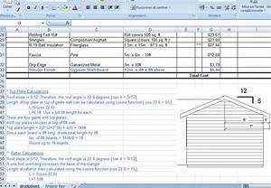 Building Materials Cost Estimate - Exam With Answer Key