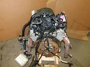 5 3 Liter Vortec Engine Motor Lm7 Gm Chevy Gmc 136k