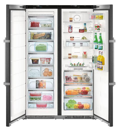 kühlschrank liebherr liebherr side by side k 252 hlschrank premium mit biofresh und nofrost sbsbs 8673 mp kuechen de