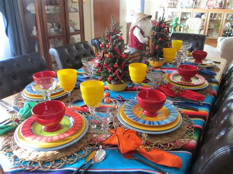 mexican christmas decorations ideas the welcomed guest mexican tablescape