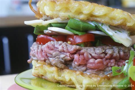 Homemade Ramen Burger Eats To West Travel Cooking And