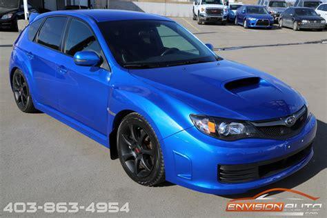 custom blue subaru 2010 subaru impreza wrx sti custom built engine only