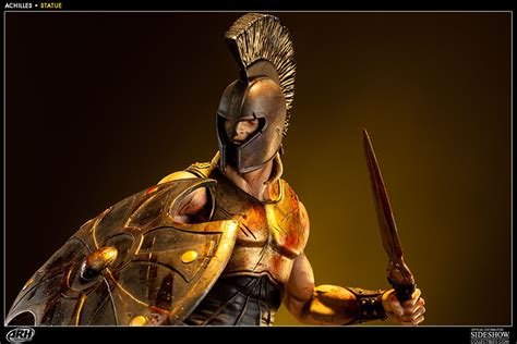 [arh Studios] New 1/4 Achilles Action Statue!