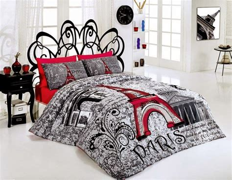 themed bed sets bedroom decor ideas and designs top ten paris themed bedding sets paris decor pinterest