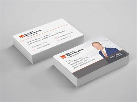Visitenkarte Design Bilder kostenlos drucken