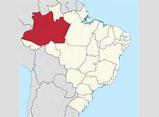 Amazonas Brazilian state Wikipedia