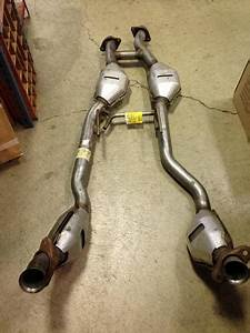 OEM FORD MUSTANG CONVERTER AND PIPE ASSEMBLY for sale - Hemmings Motor News