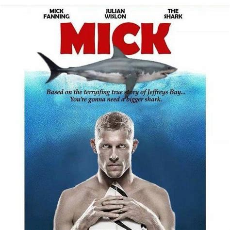 Parody Meme - jaws poster parody mick fanning shark attack know your meme