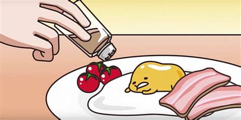 gudetama the lazy egg is sanrio s best character yet